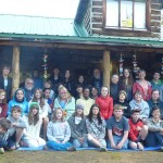 Mountain Friends Camp Group Pic